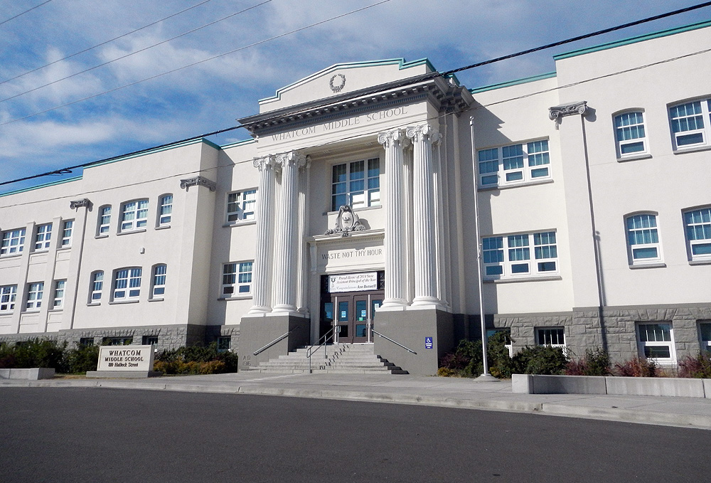 whatcom middle