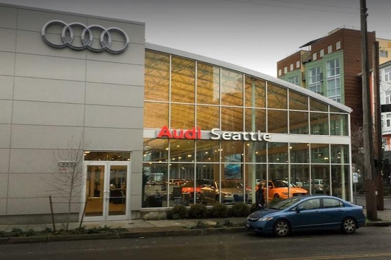 University Audi - Cascade Door and Hardware
